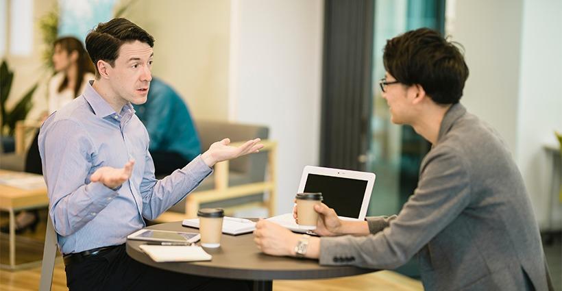 キャリアアップに必須の英語力、どう伸ばす?転職や海外駐在も視野に考えてみよう