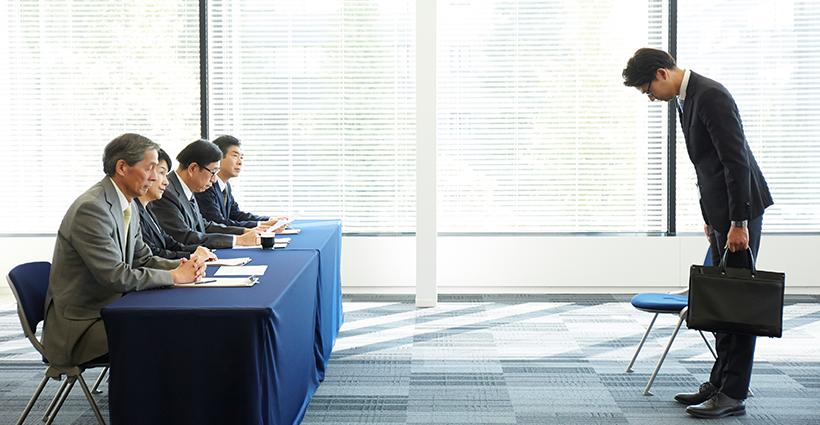 転職における面接の流れと好印象を与えるための注意点