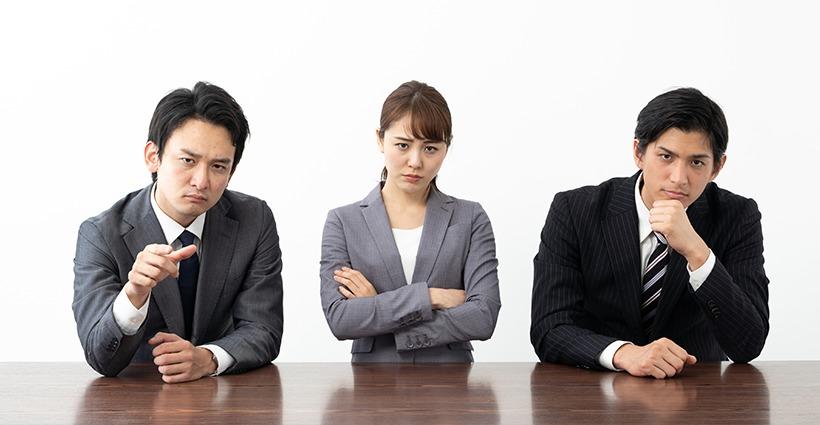 転職で圧迫面接に合ったときの対処方法と考えておくべきポイント
