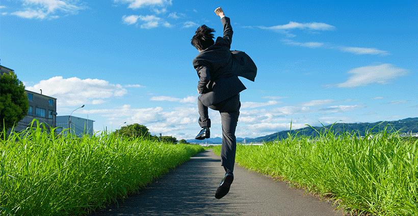 転職の面接では挫折や苦労したことの話で自分の強みをアピールできる