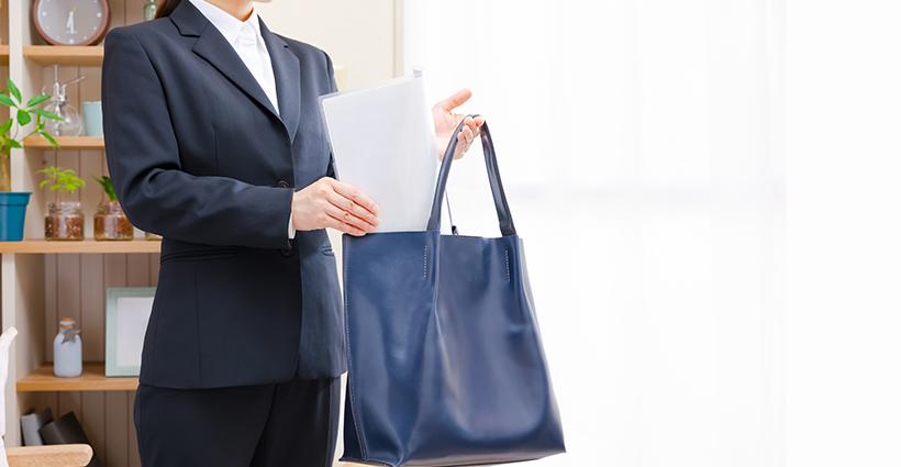 転職の面接で持っておくべき持ち物をリストアップ